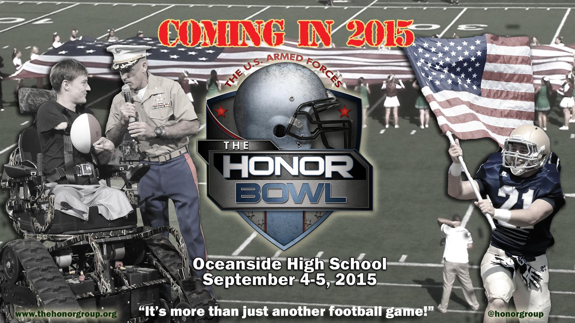 2015 Honor Bowl