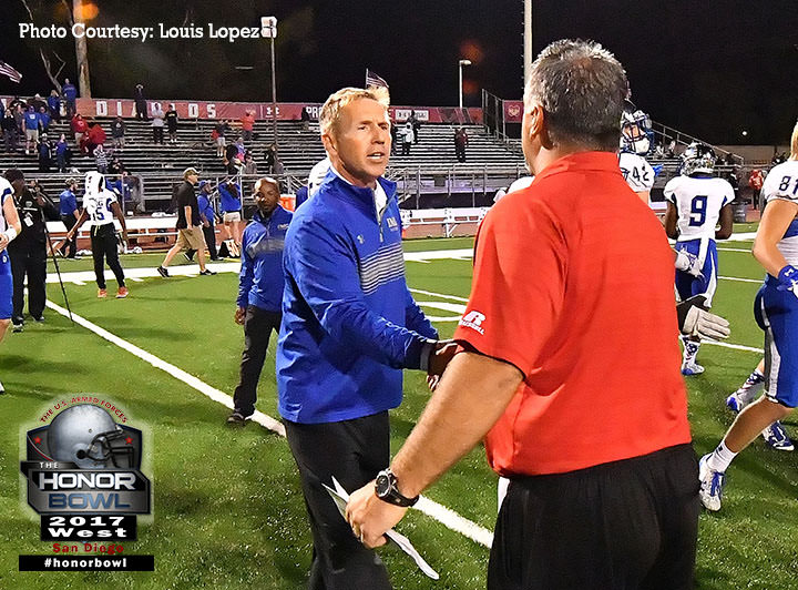 IMG ACADEMY REMEMBERED A HANDSHAKE:
