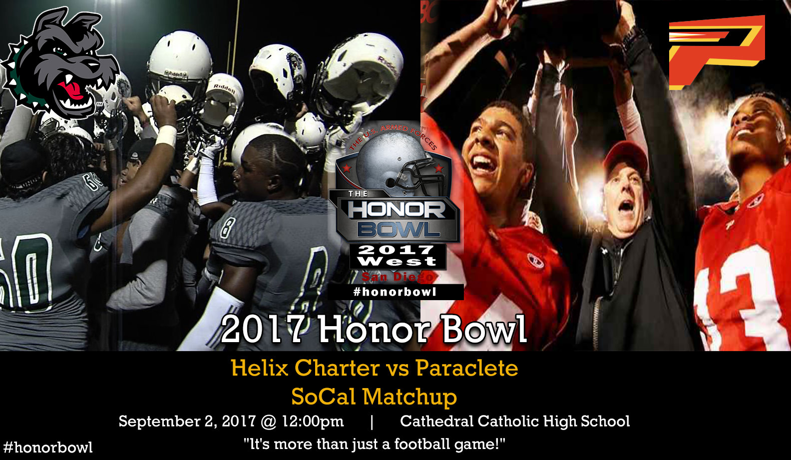 Game Three: Helix Charter vs. Paraclete HS