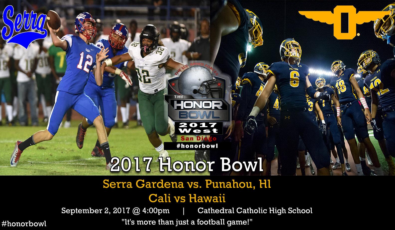 Game Four: Serra Gardena vs. Punahou School