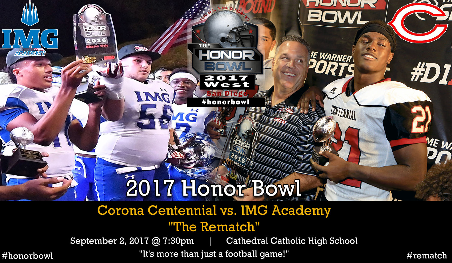 Game Five: Corona Centennial vs. IMG Academy