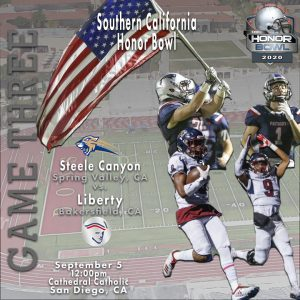 Steele Canyon vs Liberty
